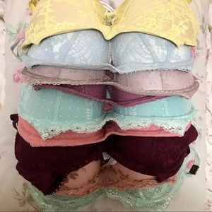 Victoria's Secret DreamAngelsnDemi Bra32DDD Bundle